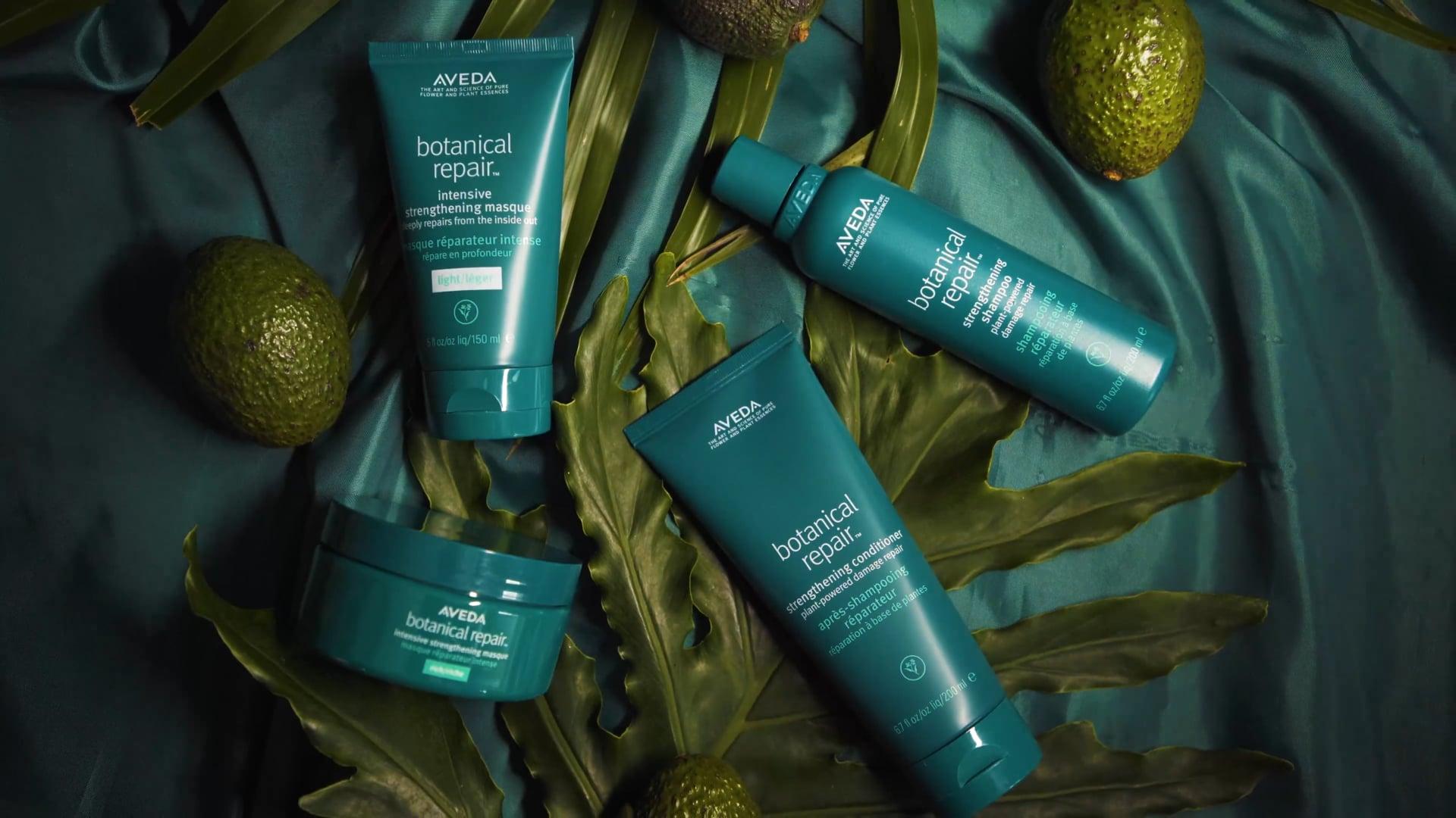 Aveda // Botanical Repair Campaign