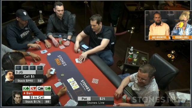 #41: Live PLO8 cash game review Part 3