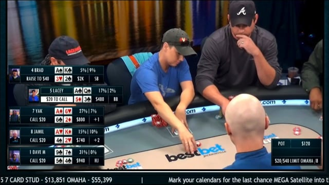 #61: First video from Jacksonville Best Bet ($20-40) Part 2