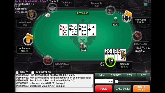 #68: Big O Interpreting Out of Position Leads in Multiway Pots