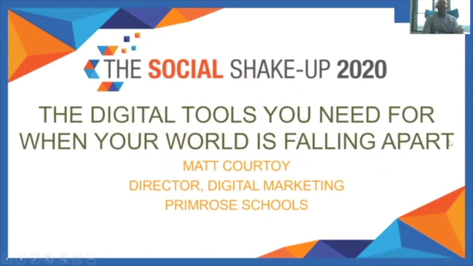 The Digital Tools You Need for When Your World is Falling Apart
