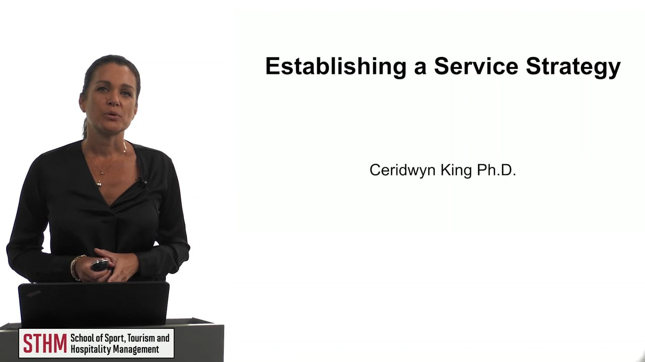 61866Establishing a Service Strategy
