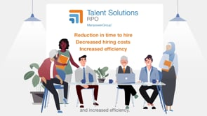 What is Talent Solutions Project RPO?
