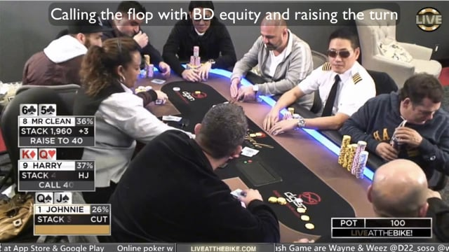 #25: Playing the turn as the preflop caller