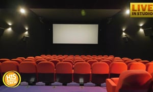 What do you like better? Watching a movie at home or in the theatre?