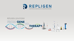 Repligen Solutions from Gene to Therapy