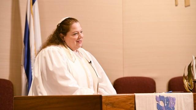 Rosh Hashanah Evening Services 9-18-2020