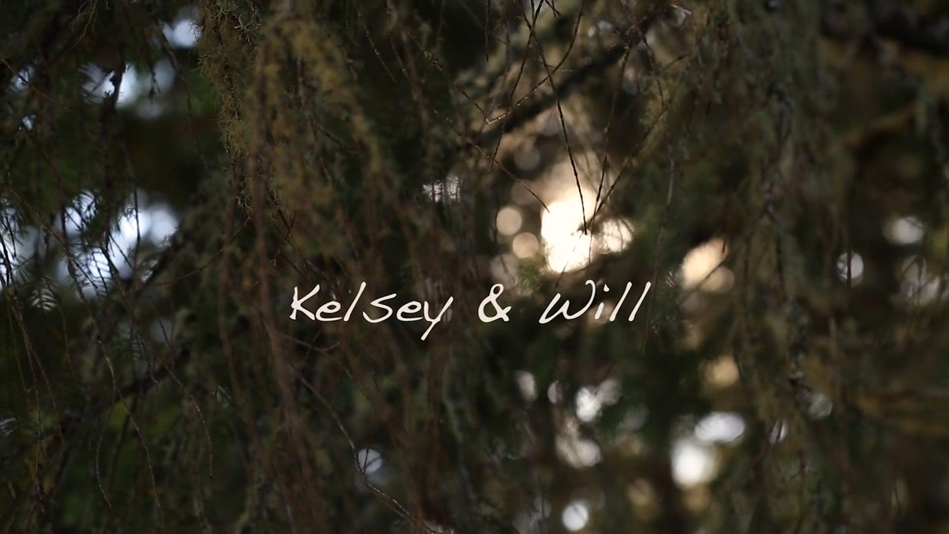 Kelsey & Will
