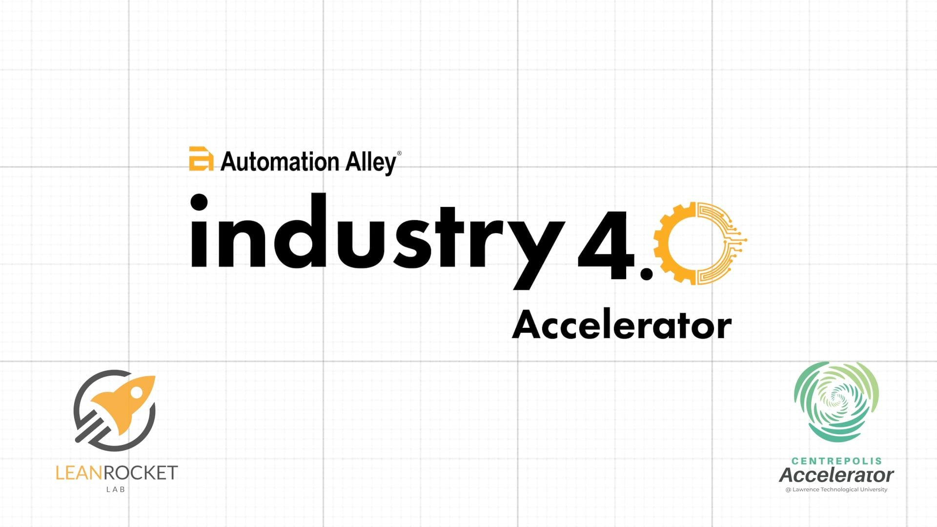 Industry 4.0 Accelerator