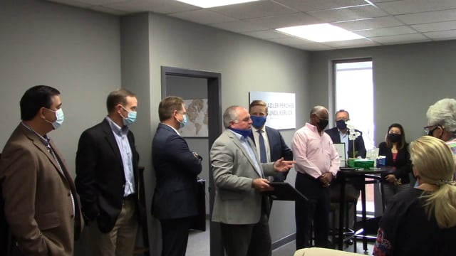Bay City Office Grand Opening - Wadler Perches Hundl & Kerlick Attorneys