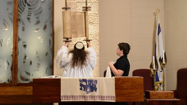 Rosh Hashanah Morning Torah Service 9-19-2020