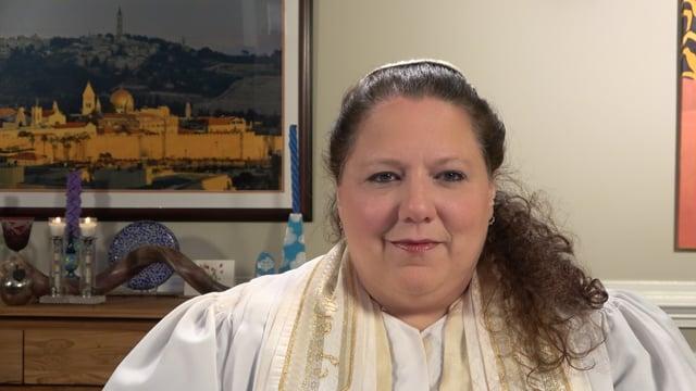 Rabbi Panken's Rosh Hashanah Morning Sermon
