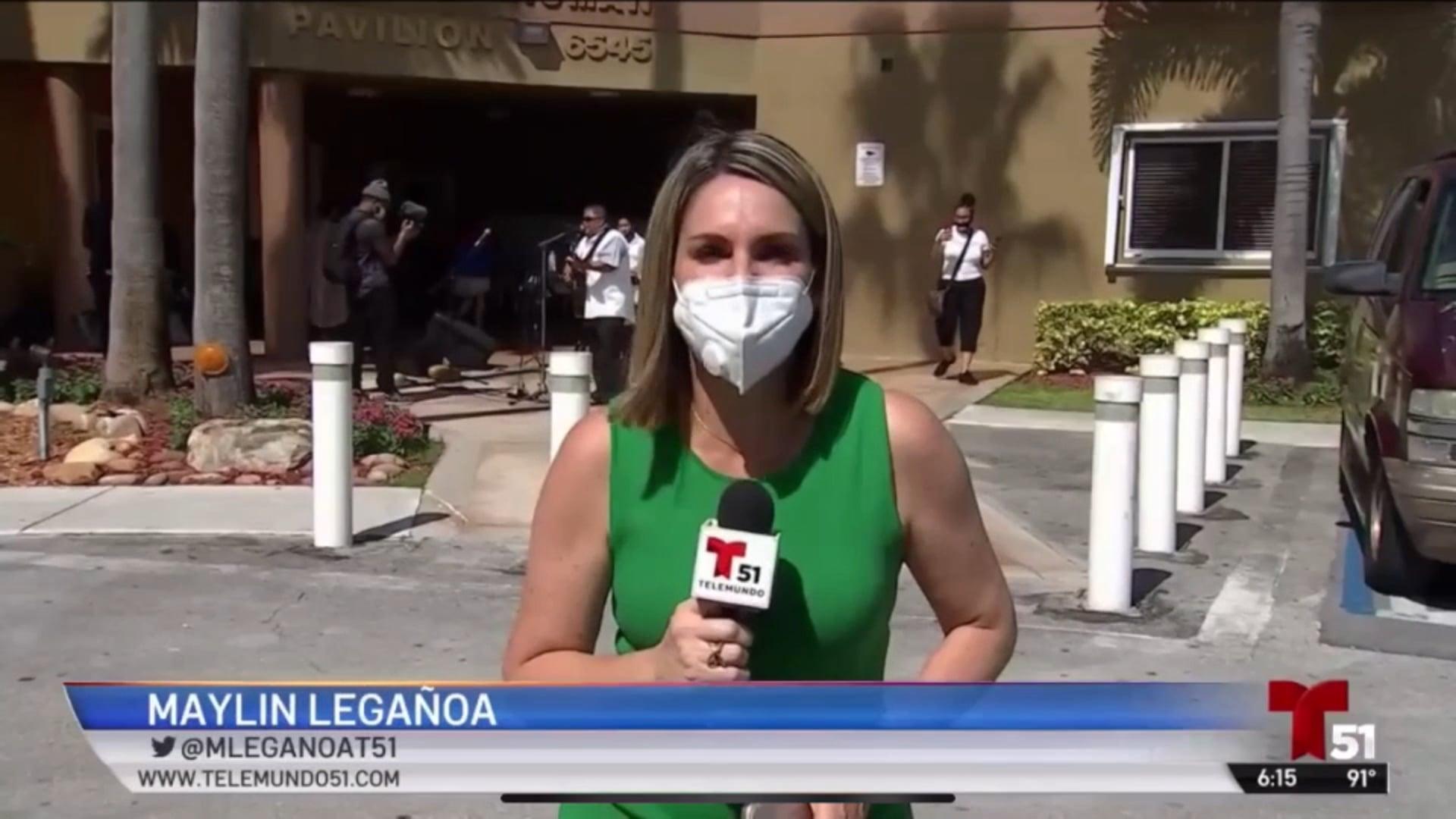 """Algo Nuevo on """"Telemundo 51"""""""