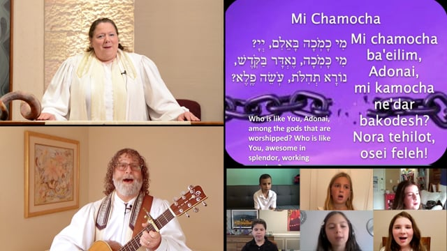 Rosh Hashanah Children's Service