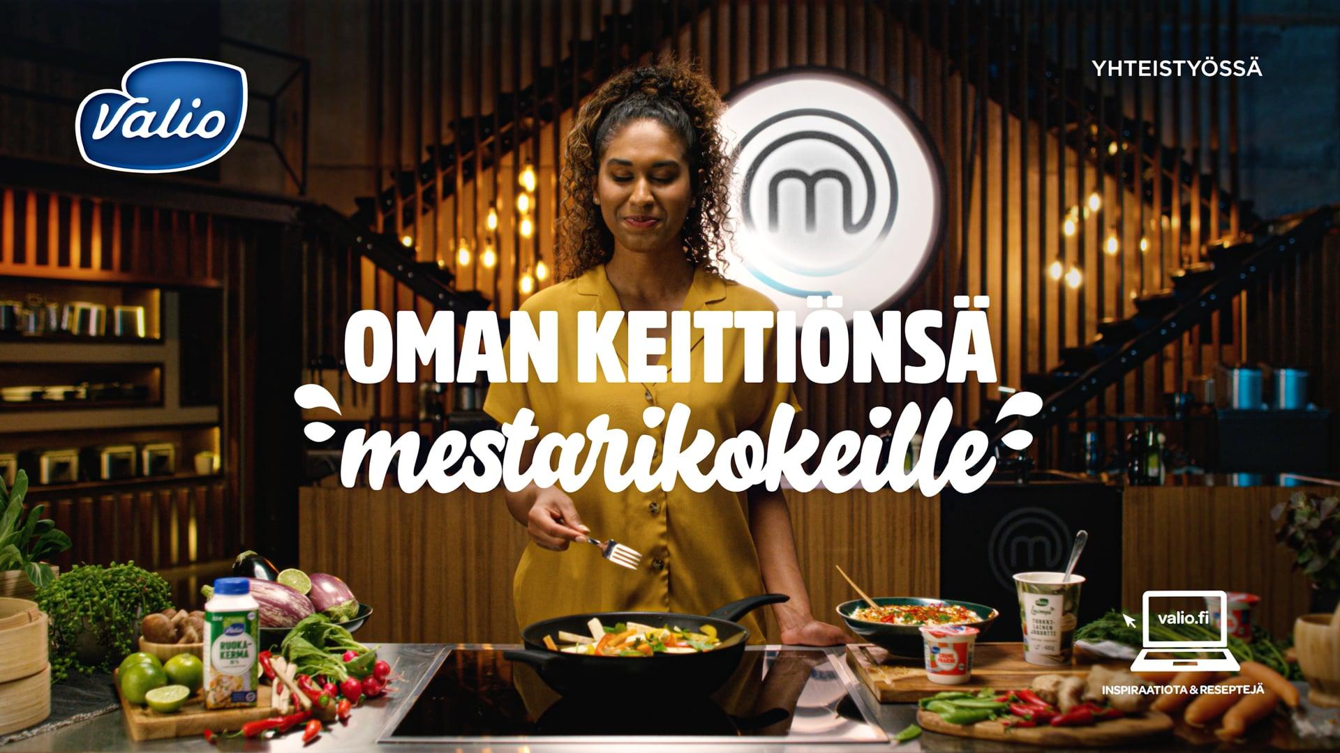 Valio - MasterChef Suomi 2020