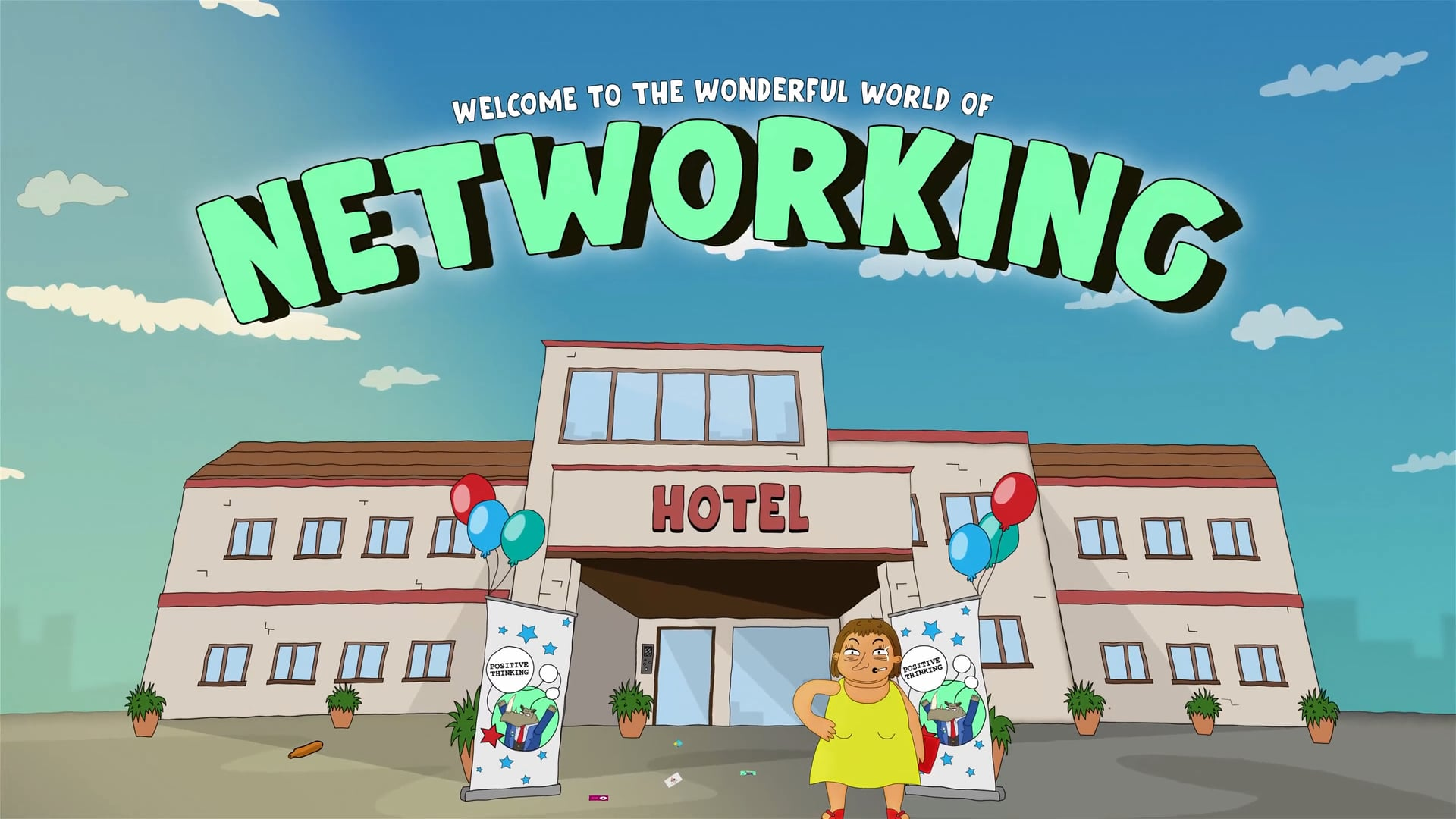The Wonderful World of Networking