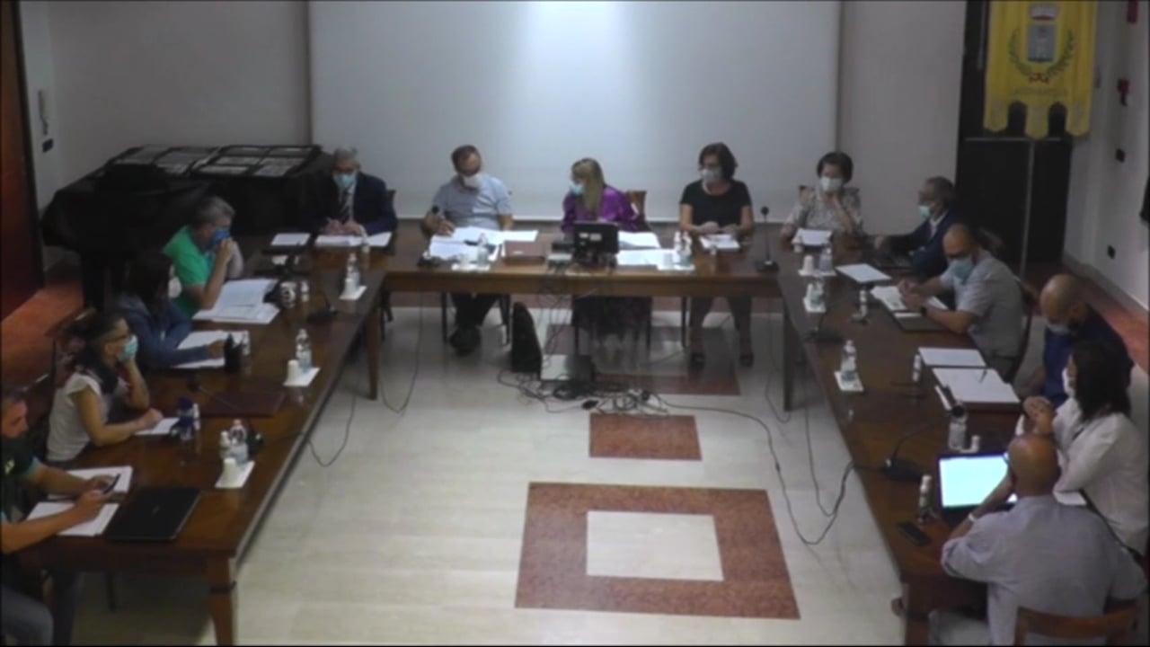 Consiglio comunale del 16-09-2020