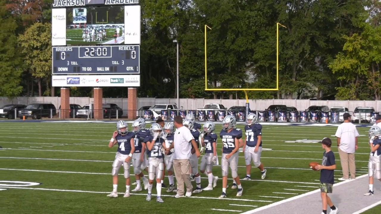 B-Team Football vs Leake 9-17-20