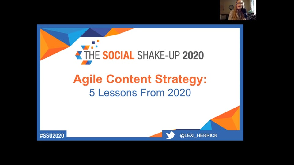 Agile Content Creation: 5 Lessons From 2020