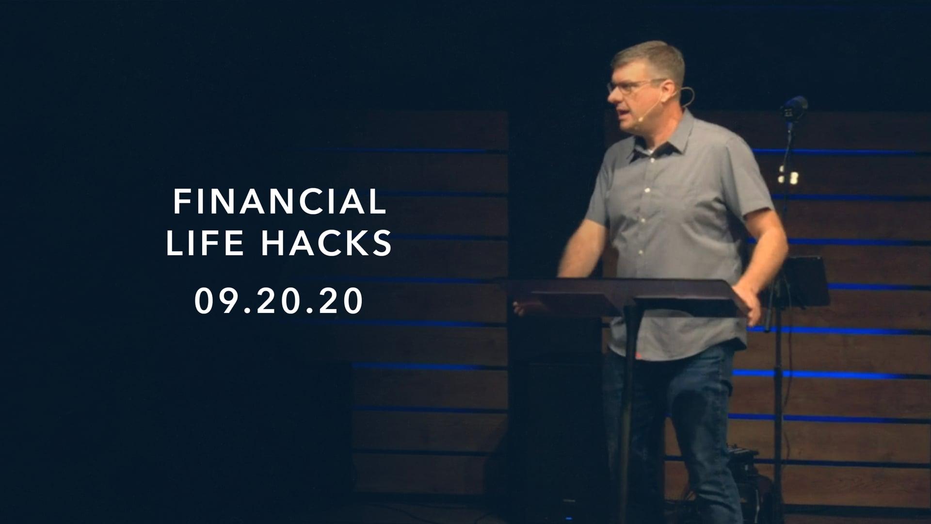 Financial Life Hack