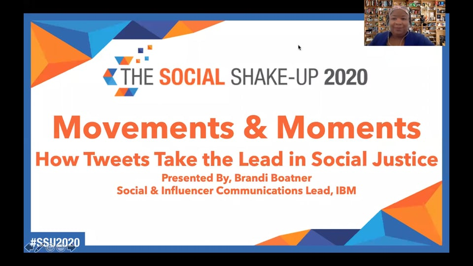 Movements and Moments:How Tweets Take the Lead in Social Justice