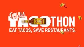 Cholula - Tacothon