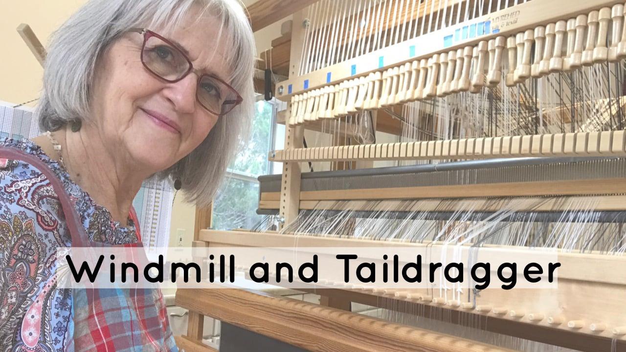 Drawloom Windmill and Taildragger