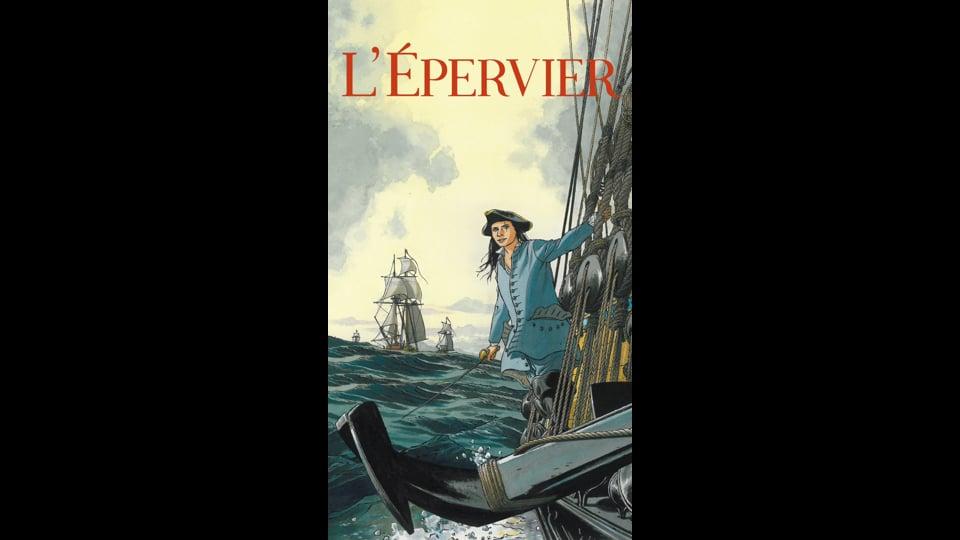 Delcourt - L'épervier