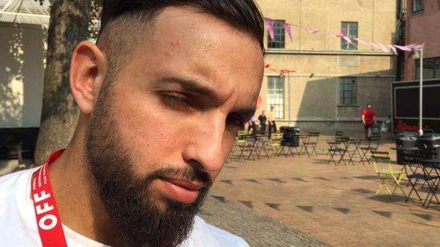 Jahfar Muataz – Bevar Filmværkstedet