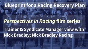 Thumbnail of Trainer and Syndicate manager view with Nick Bradley