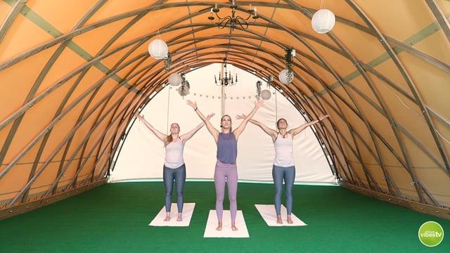 Yoga #12 Good Morning I