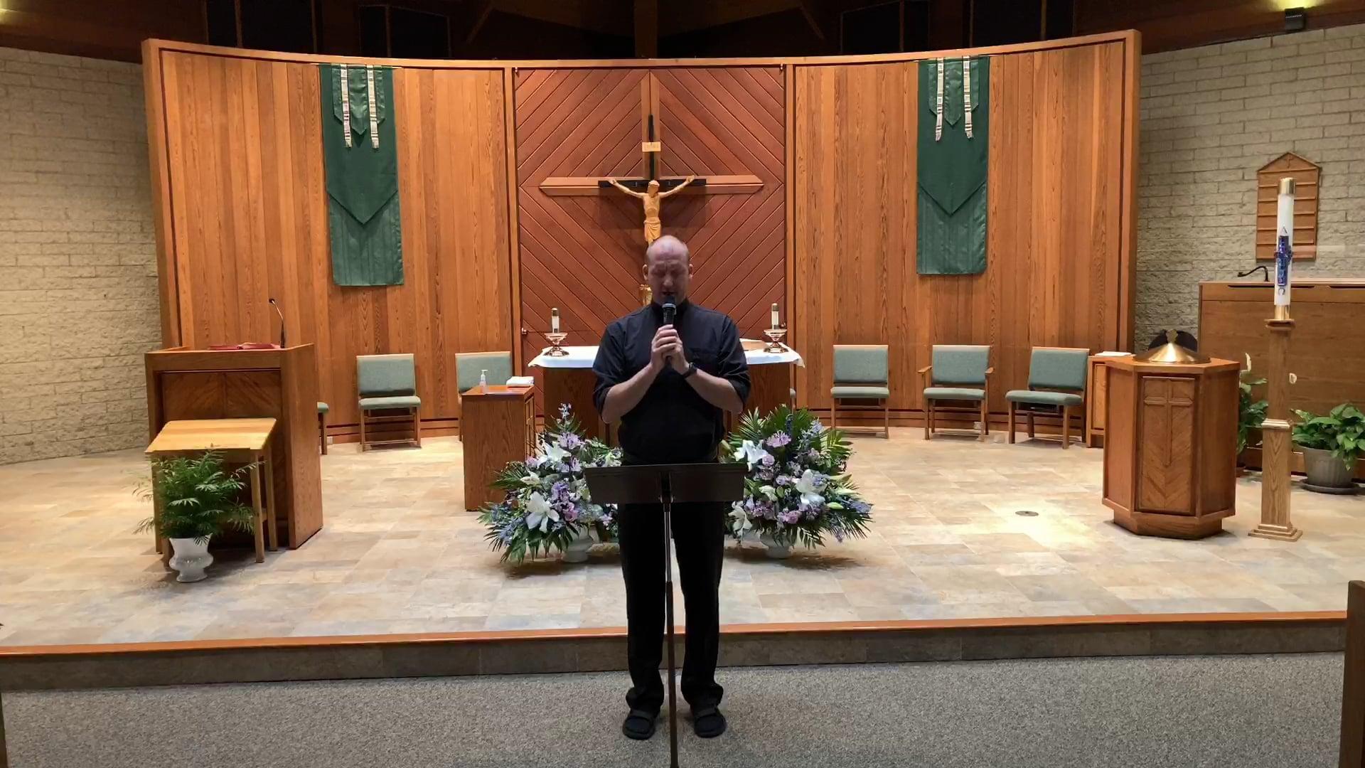 Unpacking the Mass, Part 3