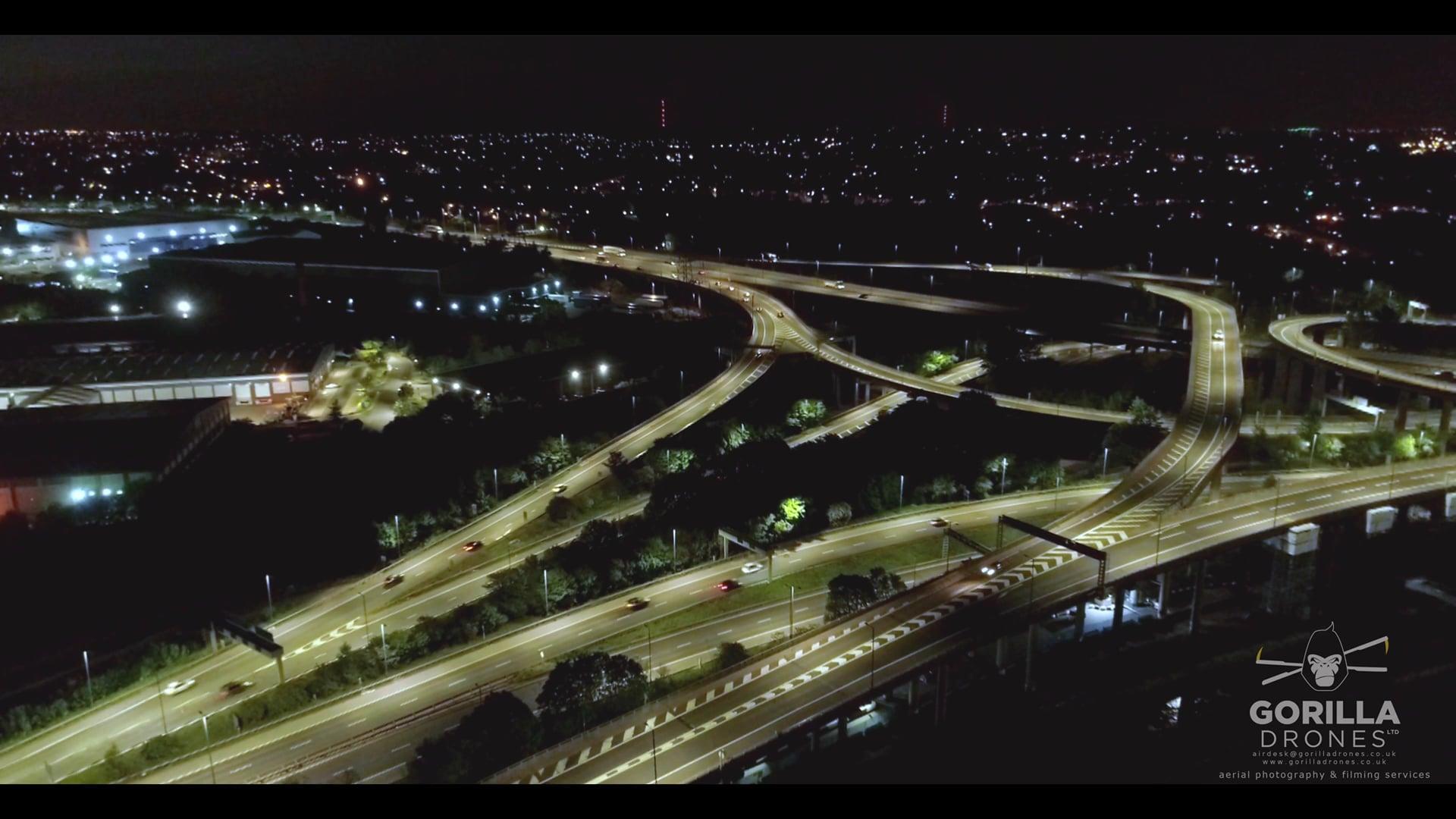 Night Flight Birmingham Spaghetti