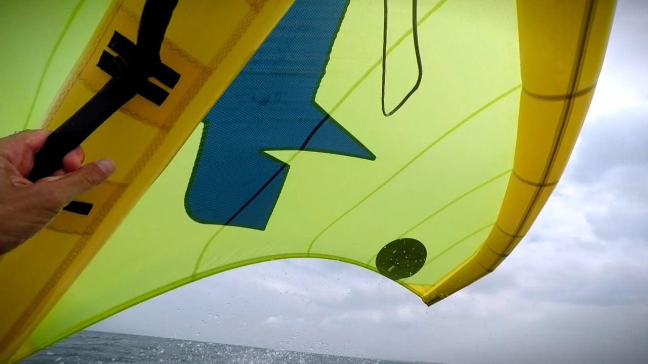 Wingfoilen & kitefoilen