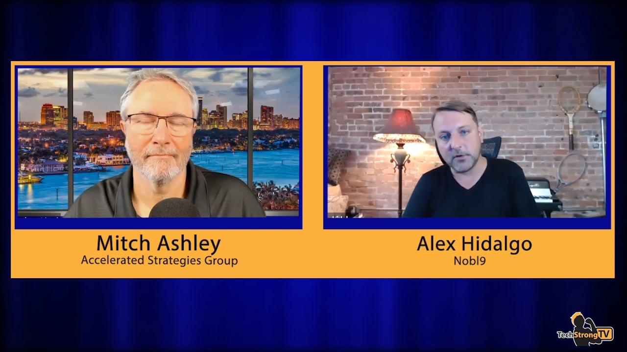 Alex Hidalgo – TechStrong TV