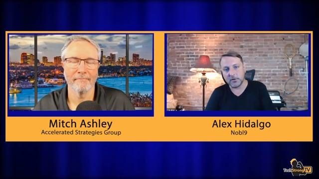 Alex Hidalgo - TechStrong TV