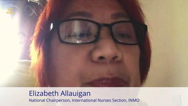 Elizabeth Allauigan: Introduction - BAME Webinar