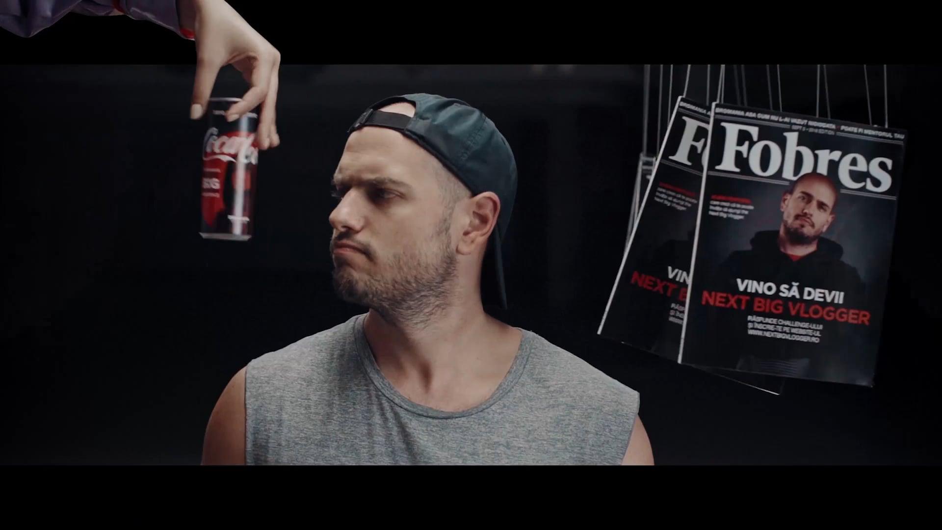 Coca Cola: Next Big Vlogger II