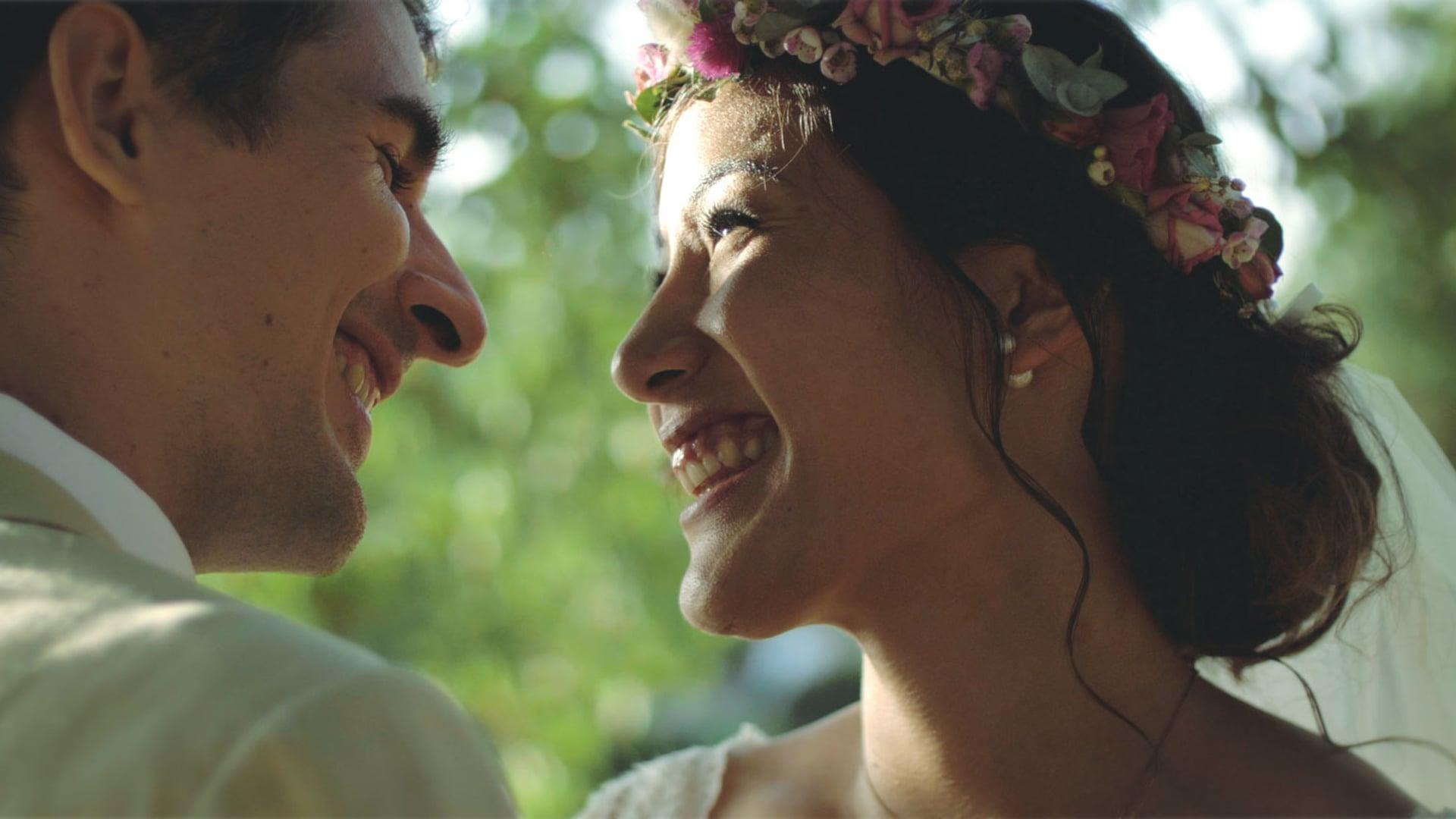FILM COURT MARIAGE JULIE & OLIVIER