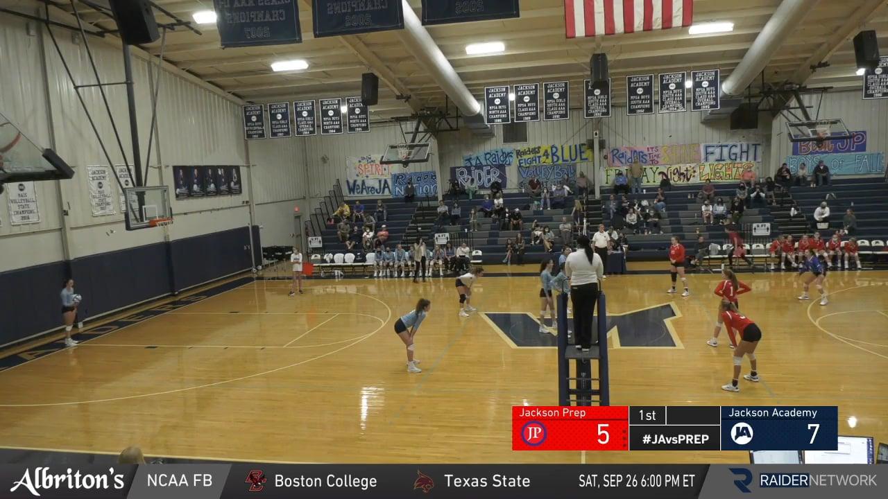 Varsity Volleyball vs Prep - 09-24-20