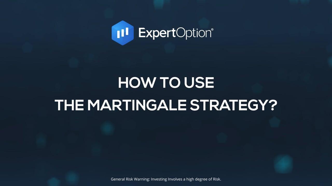 PRO level: Martingale strategy