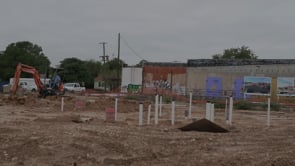 Construction Update on Fire Station #6