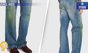 $1200 jeans?? Yep.