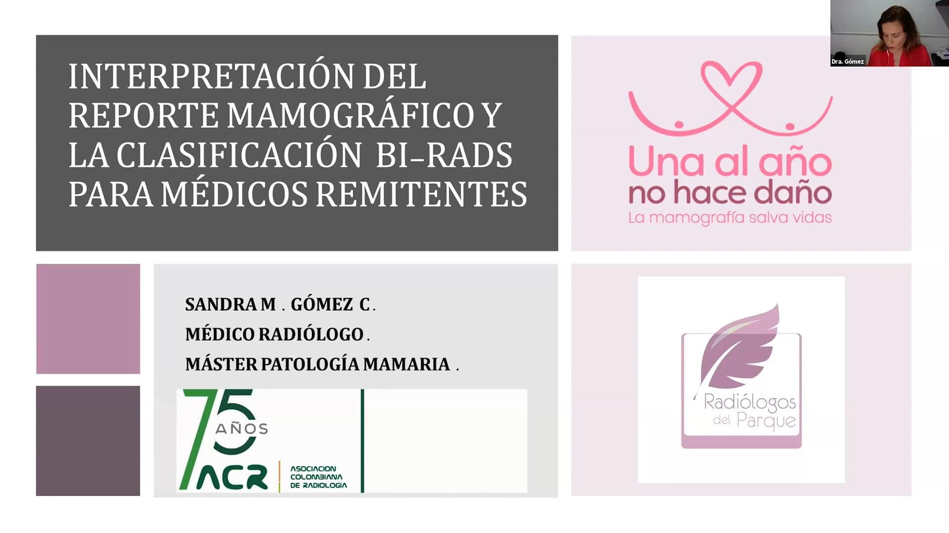 Mama_BIRADS mamográfico