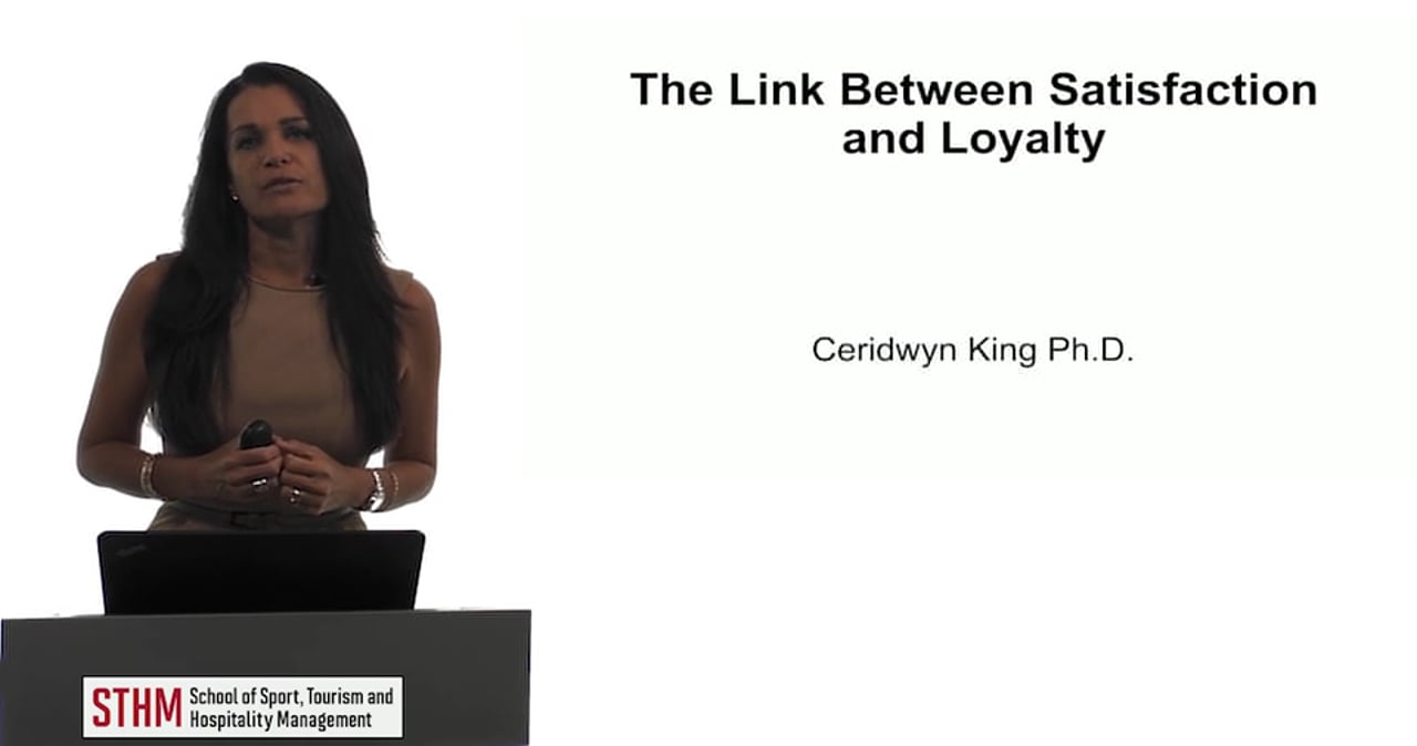 61877The Link Between Satisfaction and Loyalty