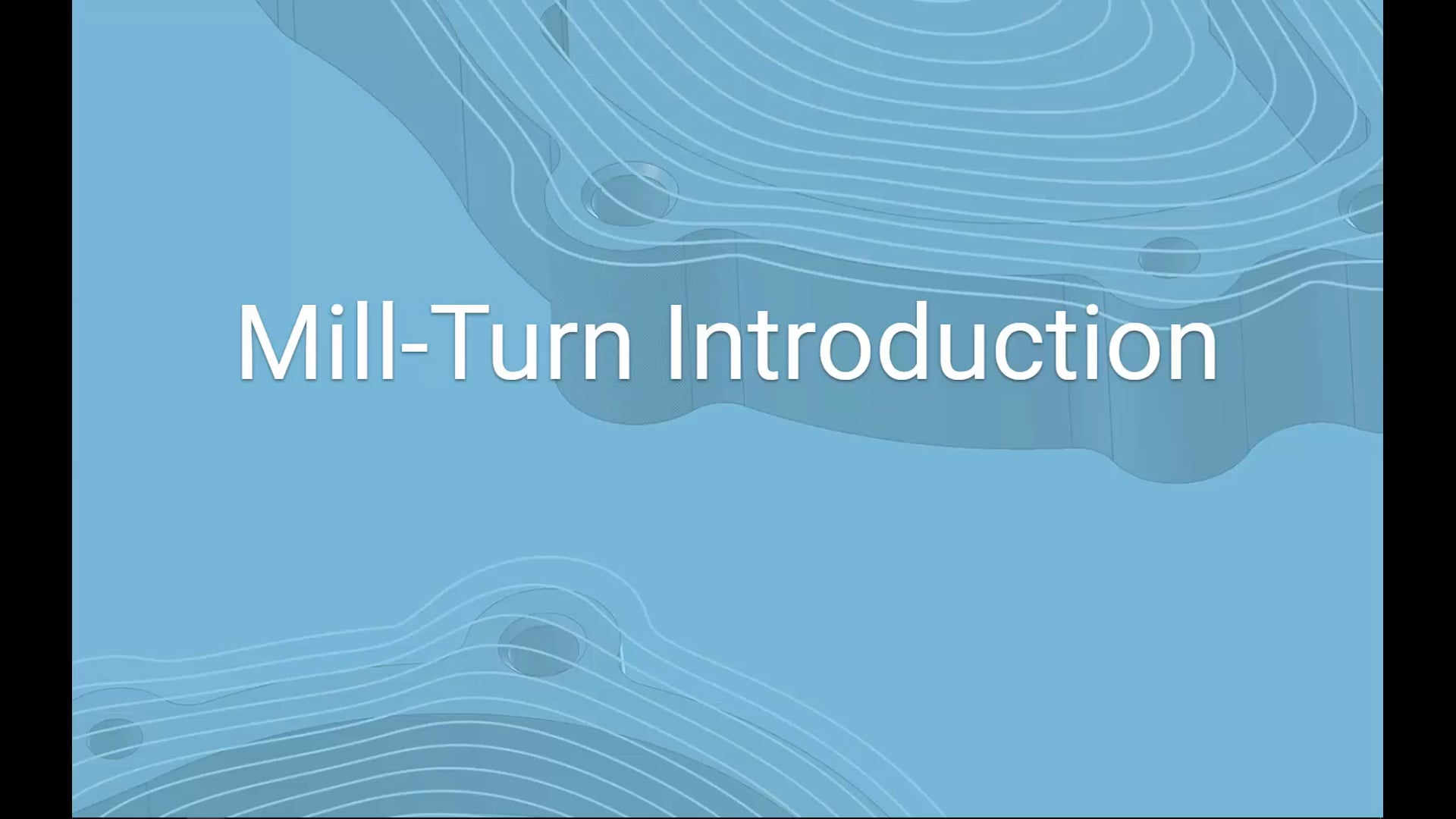 Mill-Turn Introduction