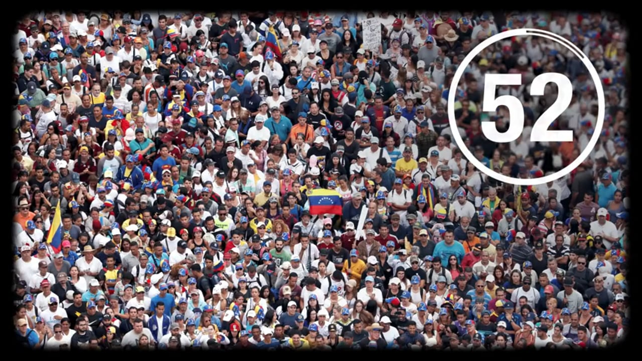 Quick view of Maduro vs. Guaidó