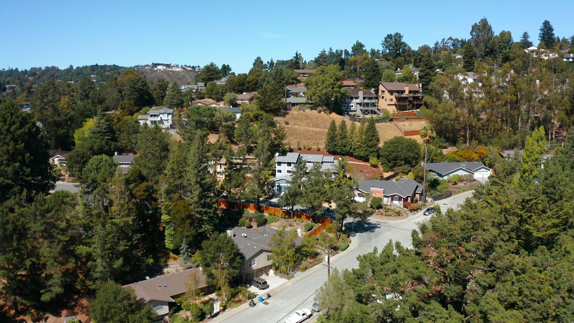 1439 Rainbow Dr San Mateo, CA   Cinematic Video
