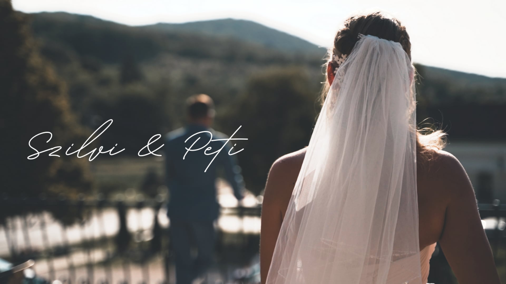 Szilvi & Peti I Wedding highlights