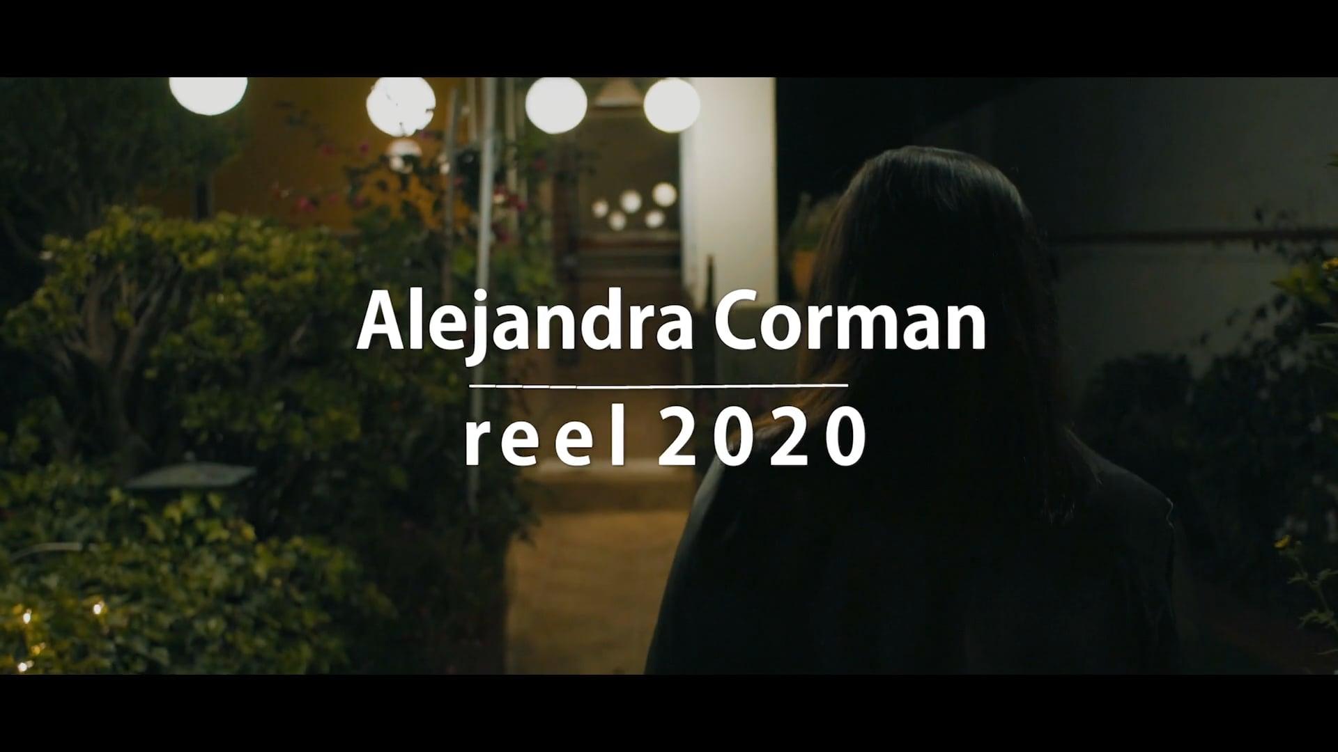 Alejandra Corman Reel 2020